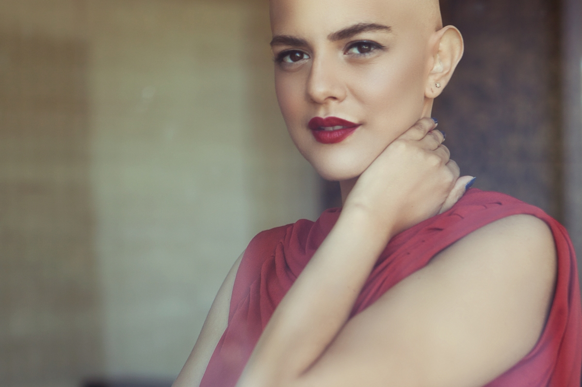 World Cancer Day: Bald on, Wig off!
